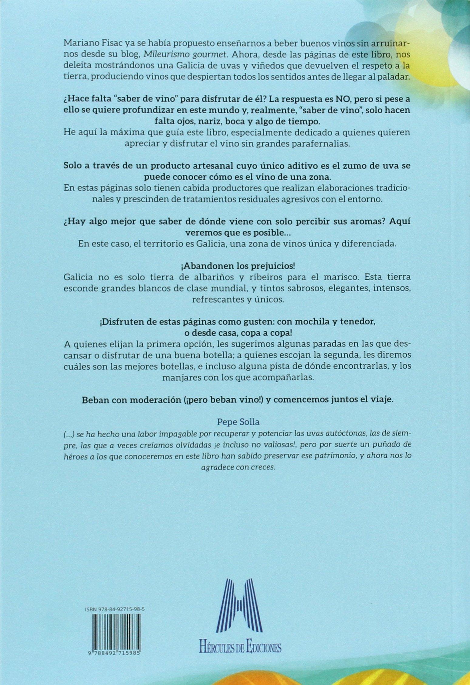 Galicia entre copas: Mariano Fisac Muíños: 9788492715985: Amazon.com: Books