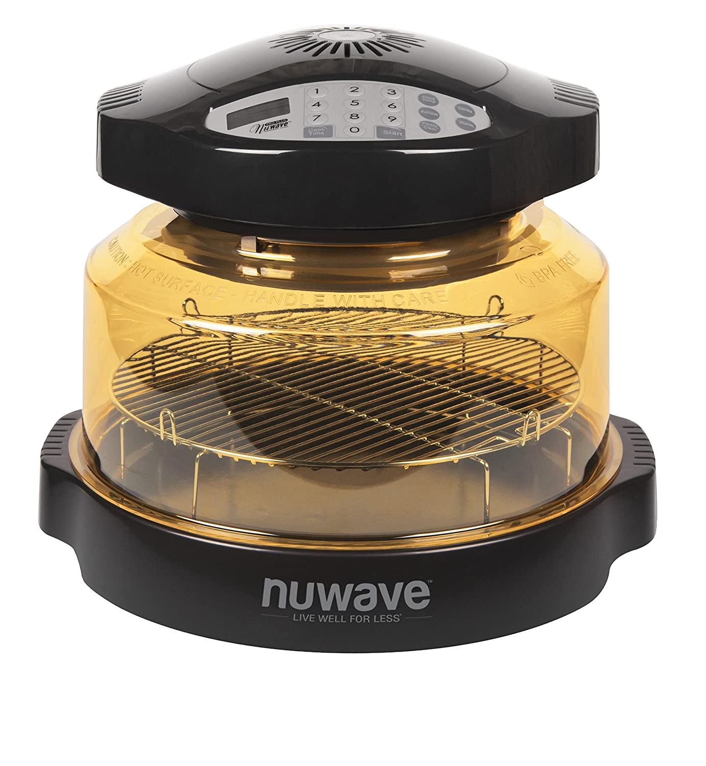 Nuwave Fryer Cake Recipes Videos