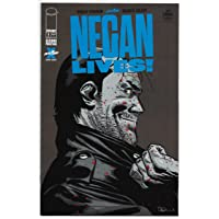 Walking Dead Negan Lives #1 2nd Printing Variant (Image, 2020) NM
