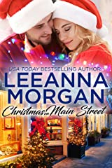 Christmas On Main Street: A Sweet Small Town Christmas Romance (Santa's Secret Helpers series Book 1) Kindle Edition
