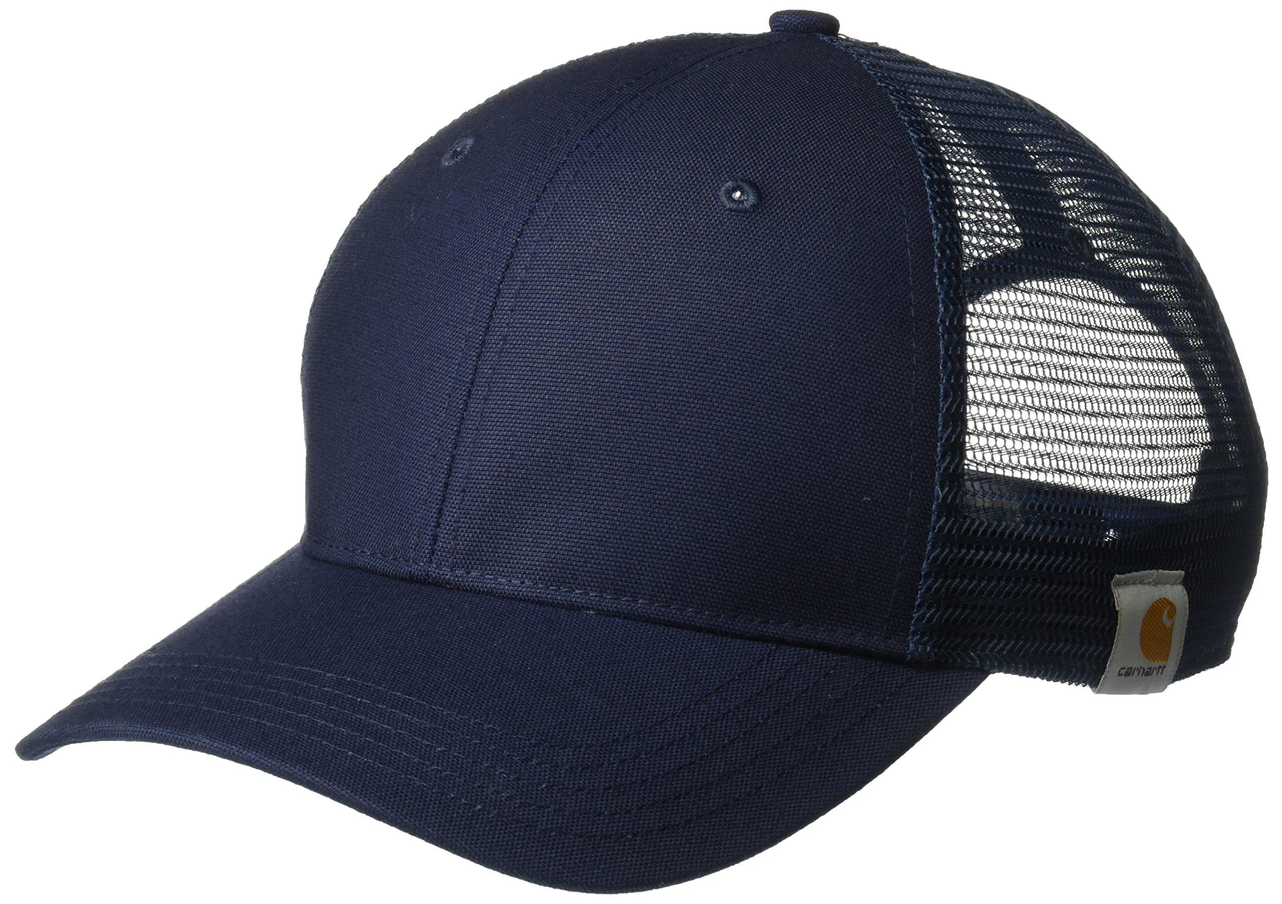 b3a892fe9f1d2f Carhartt Men's Rugged Professional Cap, Navy, OFA - 103056-412-OFA ...