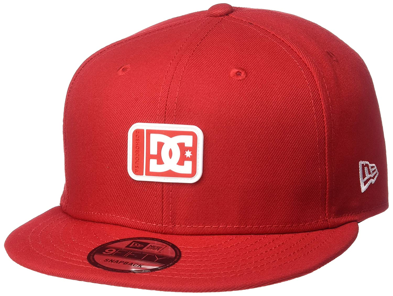 DC Mens TRIBEKA Snapback HAT, Racing Red, 1SZ: Amazon.es: Ropa y ...