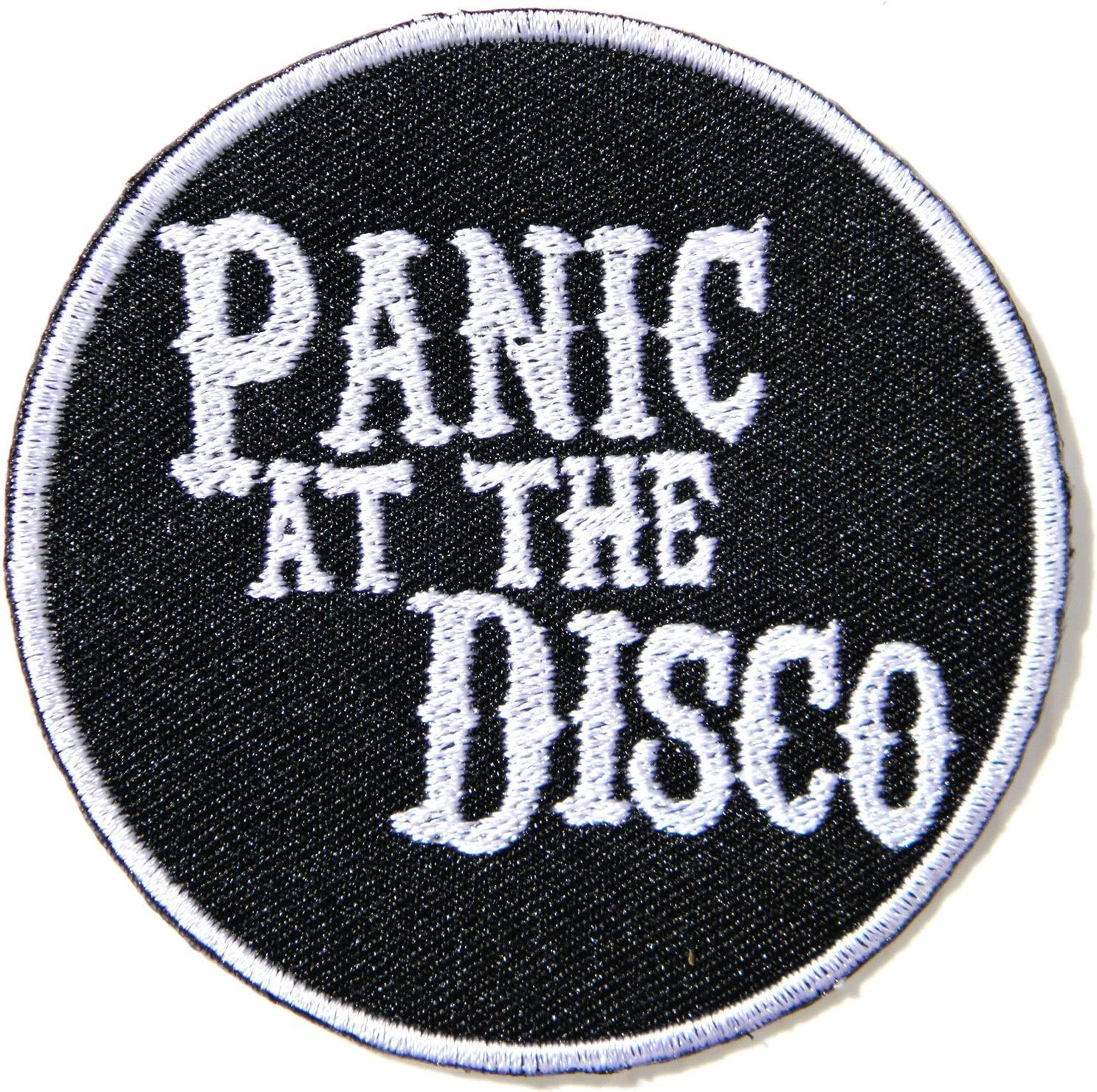 PANIC AT THE DISCO IRON ON SEW ON PATCH