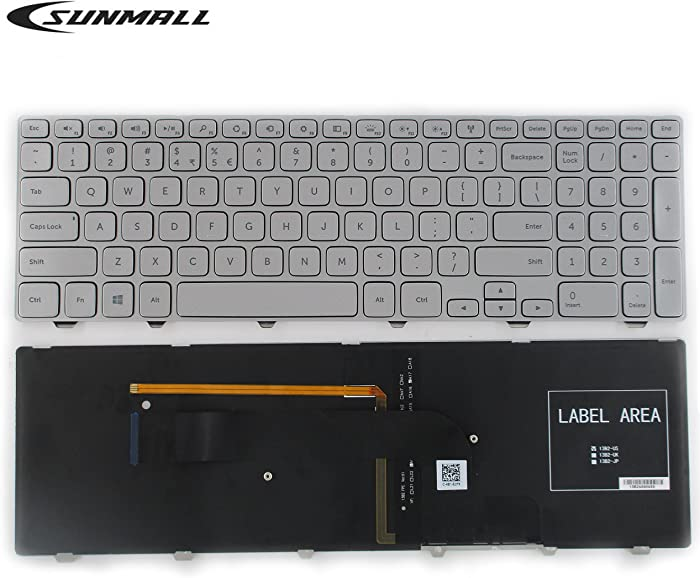 Top 10 Laptop Keyboard Replacement For Dell Inspiron 15 7000