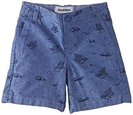 4dff004aa949 Ben Sherman Boys Beachside Chambray Shorts - 2-3 Years   92-98 cm