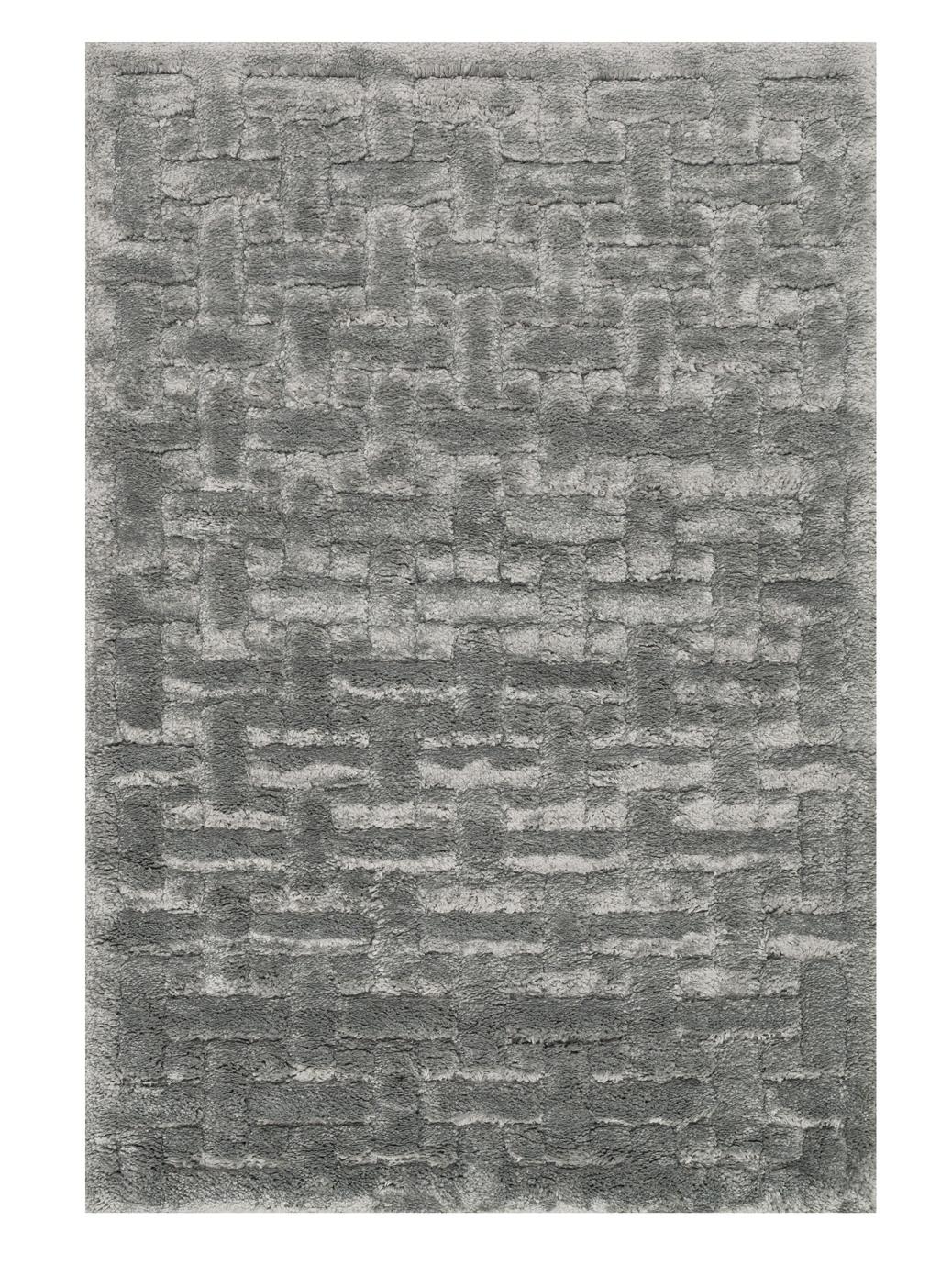 Loloi Rugs Azure Shag Area Rug, 5-Feet 2-Inch by 7-Feet 7-Inch
