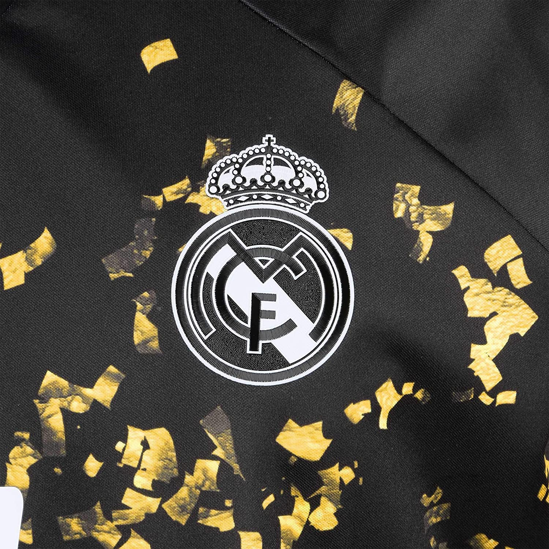 Camiseta adidas Real Madrid EA Sports Cuarta Equipaci/ón 2019-2020 Black-White
