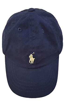 Ralph Lauren Polo baby boys  baseball sports cap 3 - 9 mths (navy ... aab9df97cc0a