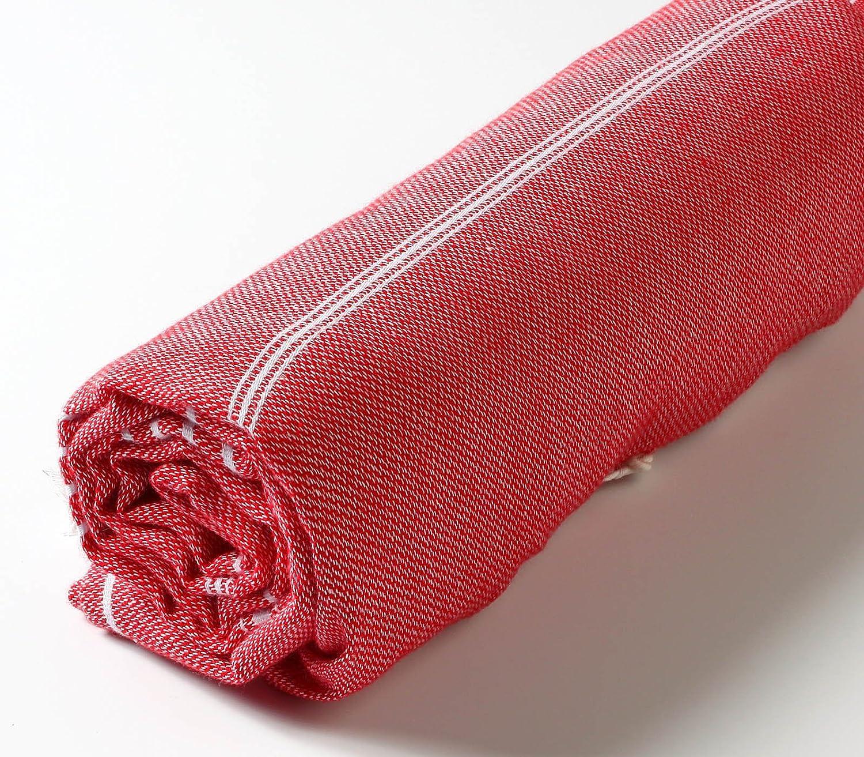 Amazon.com: 100% algodón Pestemal Toalla Baño Turco, 37 x 70