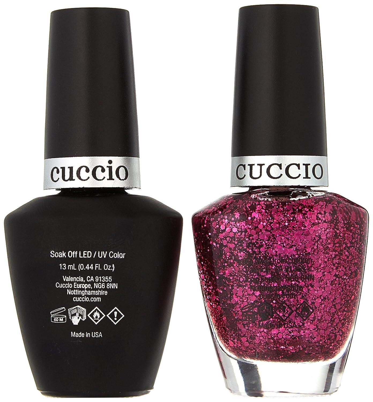 Amazon.com : Cuccio Matchmakers Fever of Love Nail Polish : Beauty