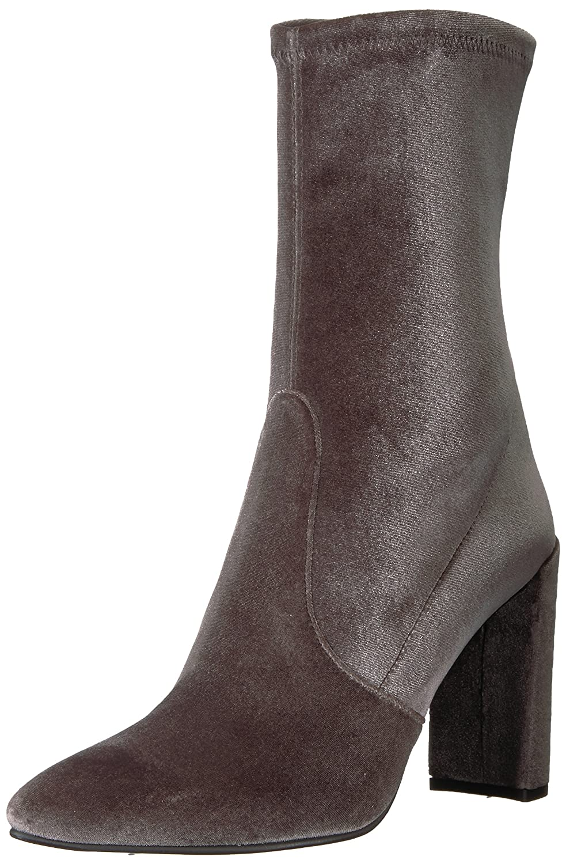 Stuart Weitzman Women's Clinger Ankle Boot B06X9CFYZV 8.5 B(M) US|Smoke
