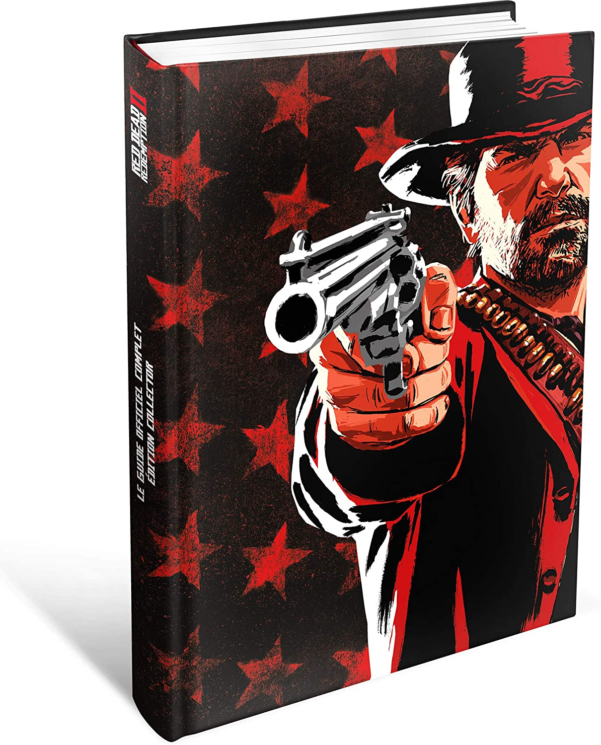Red Dead Redemption 2 : Le Guide Officiel Complet - Edition ...