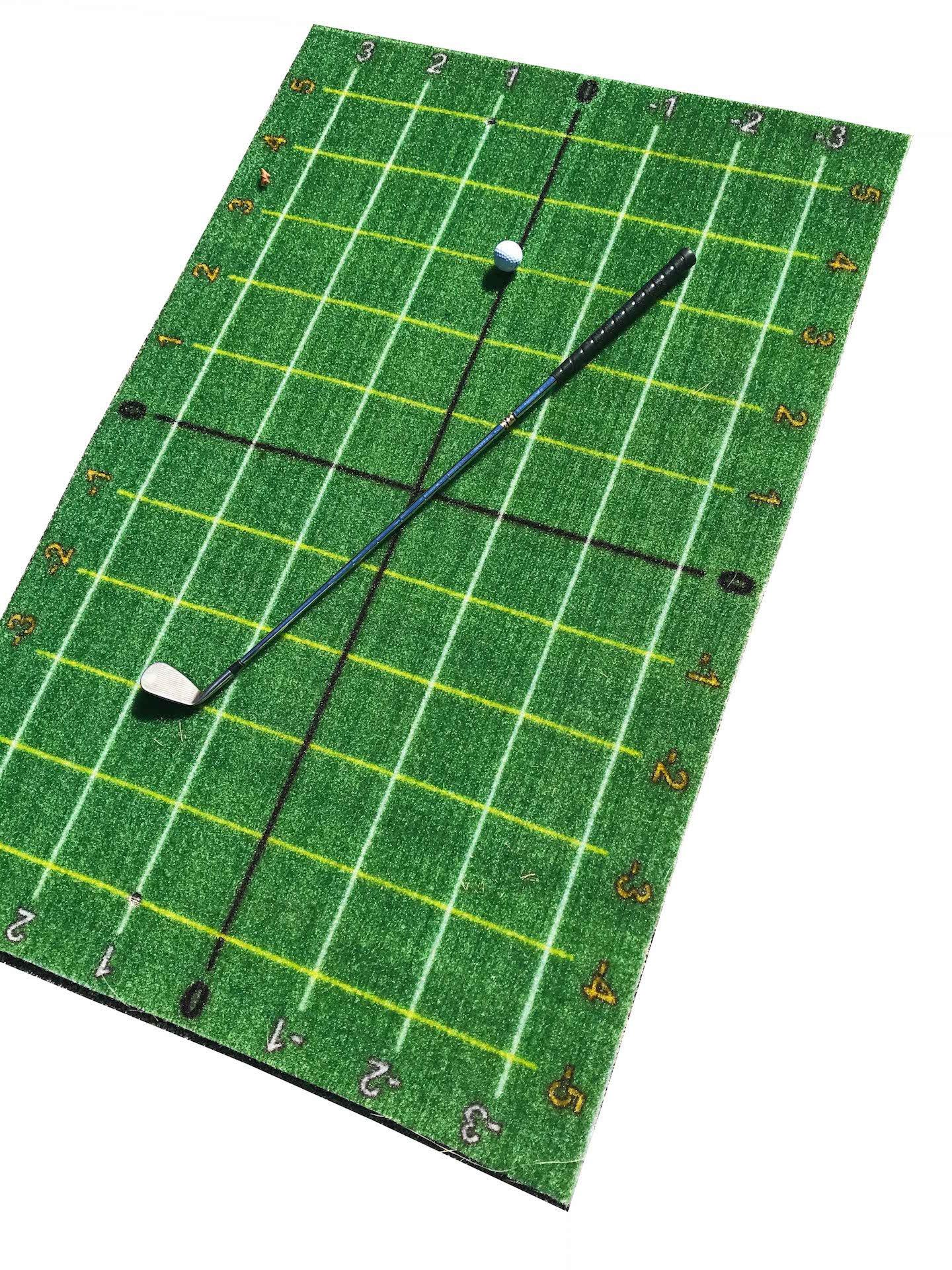 AlignRight Golf Hitting Mat (3' x 5')
