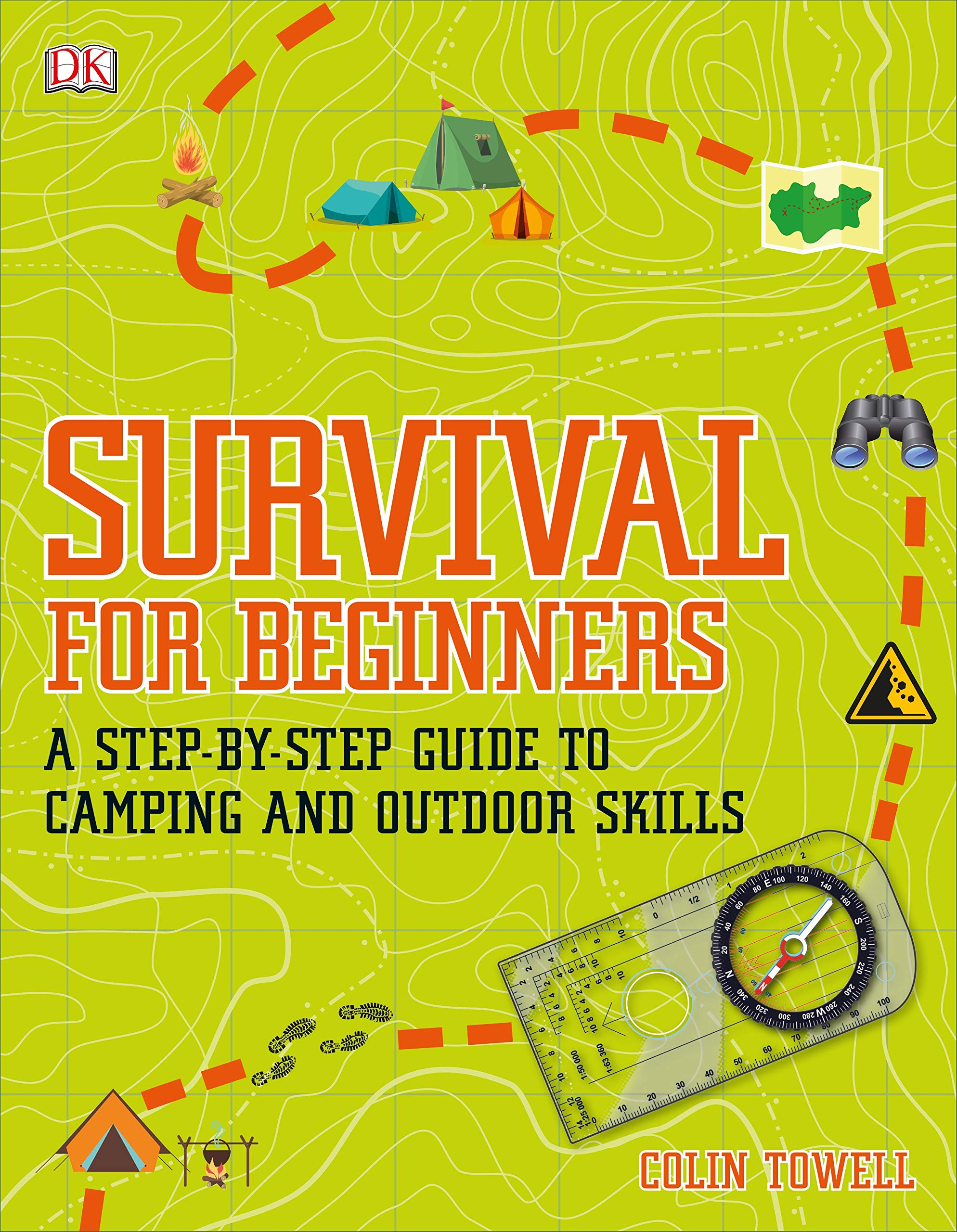 736b129b0188 Survival for Beginners: A step-by-step guide to camping and outdoor ...