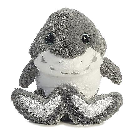 Amazon Com Aurora World Taddle Toes Molars Shark Plush Toys Games