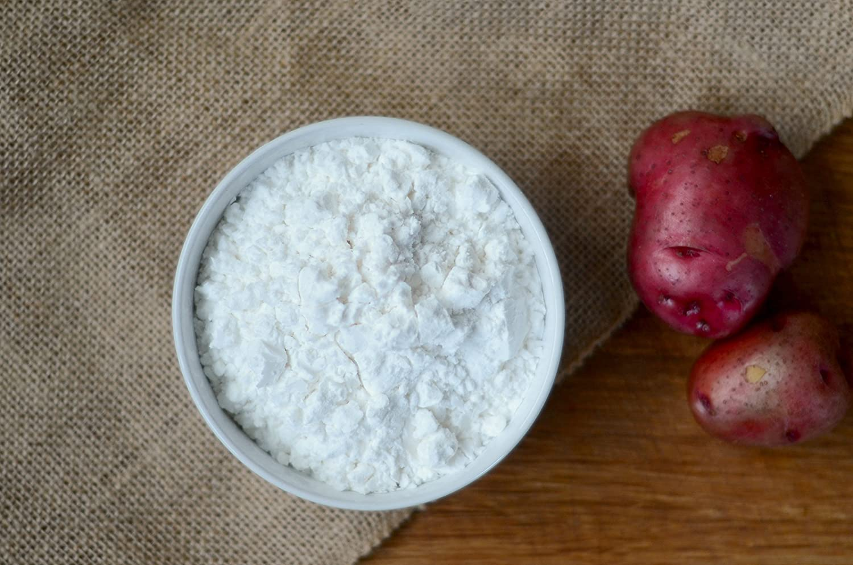 Amazon.com : Anthony\'s Organic Potato Starch - Unmodified (5 Pounds ...