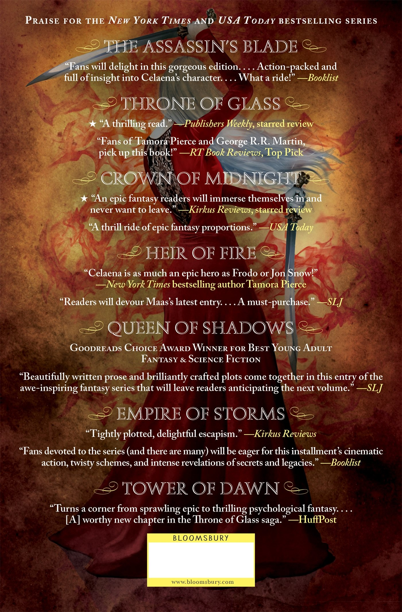 amazon com crown of midnight throne of glass 9781619630628