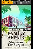 A Family Affair (Glock Grannies Cozy Mystery Book 3)