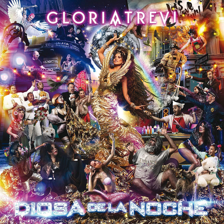 Diosa De La Noche: Trevi, Gloria: Amazon.es: Música