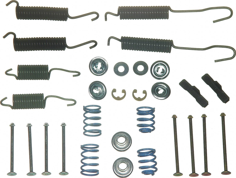 Wagner H7017 Drum Brake Hardware Kit, Rear