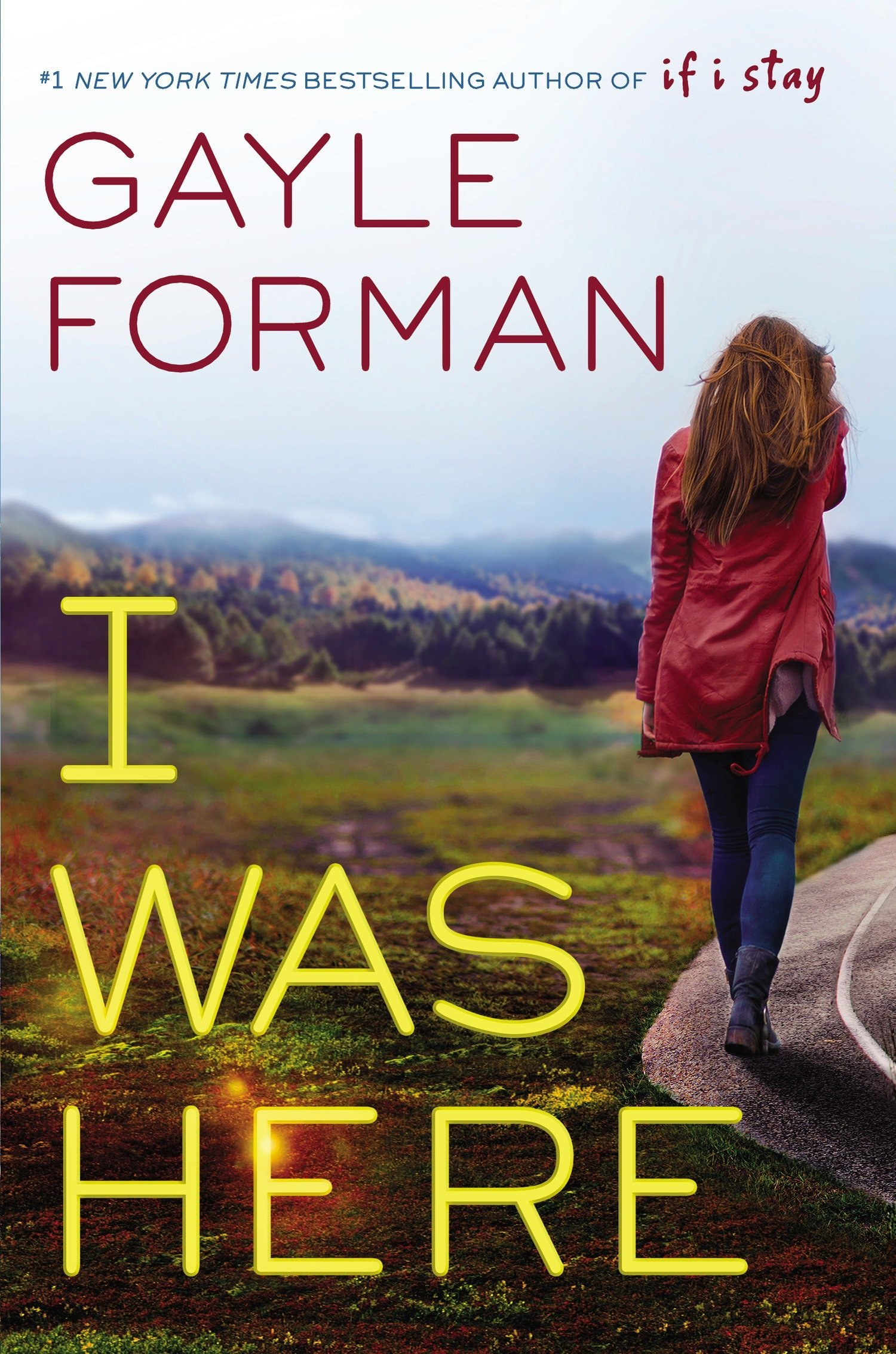 Amazon.com: I Was Here (9780451471475): Forman, Gayle: Books