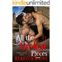 All the Broken Pieces (Finding Forever Book 5) book cover