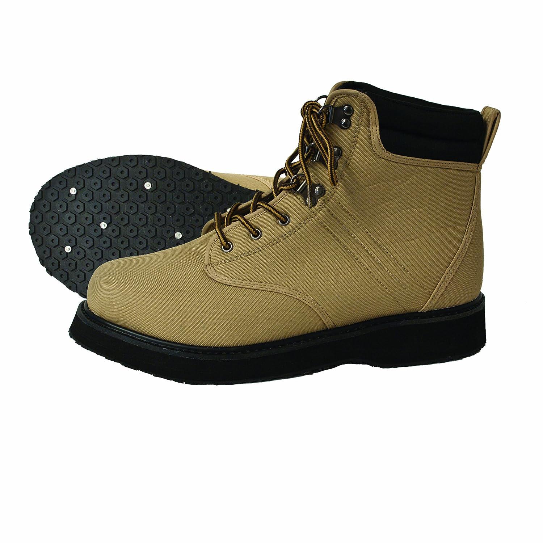 値引 メンズFrogg Toggs Toggs RanaスタッズWading靴カーキ 7 カーキ US カーキ US B00CCA6BMM, パーティワールド:e5254ea6 --- a0267596.xsph.ru