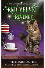 Red Velvet Revenge: Spirited Sweets Paranormal Cozy Mystery Book 3 Kindle Edition
