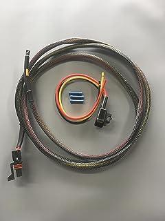 amazon com 2018 polaris pulse style power plug connector fits rh amazon com
