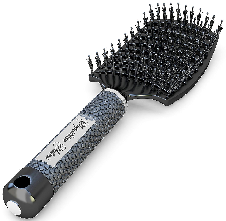 Best Hair Brush For Natural Black Best Black Hair 2017