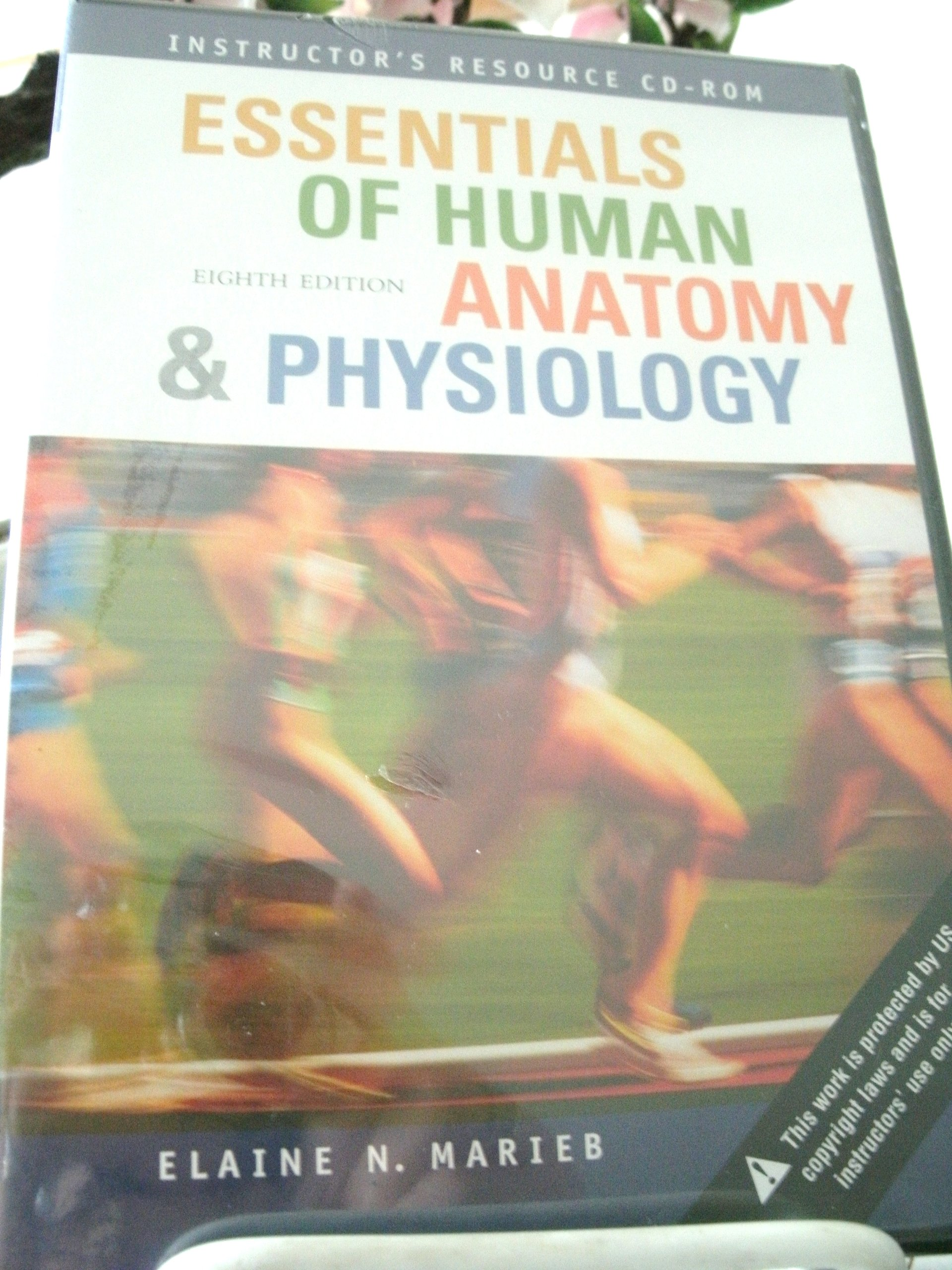 Instructor\'s Resource CD-ROM for Marieb\'s Essentials of Human ...
