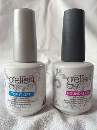 Amazon.com : Gelish Dynamic Duo Soak Off Gel Nail Polish ...