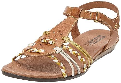 7b3d53c453c Pikolinos Alcudia 816 - Sandalias de Vestir Mujer  Amazon.es  Zapatos y  complementos