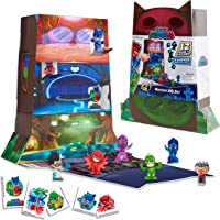 Deals on PJ Masks Night Time Micros Mystery HQ Box Set