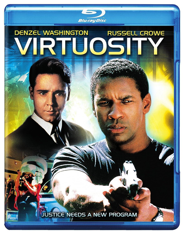 Virtuosity [USA] [Blu-ray]: Amazon.es: Washington, Denzel ...