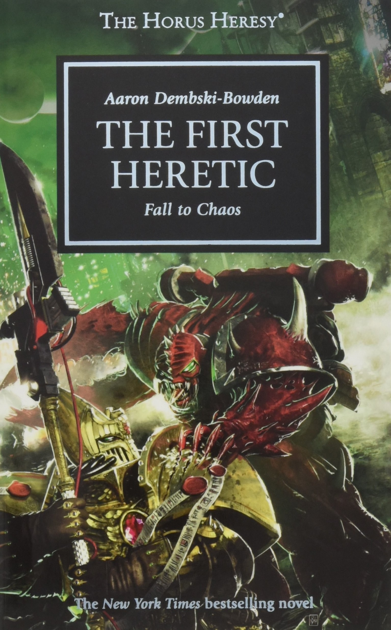 Horus Heresy novels