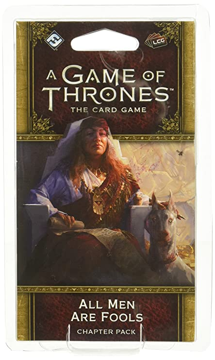 A Game Of Thrones The Card 2nd Edition