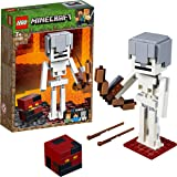 LEGO Minecraft Skeleton Big Figure with Magma Cube 21150 Playset Toy