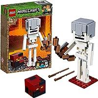 LEGO Minecraft Skeleton Big Figure with Magma Cube 21150 Playset Toy