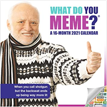 2021 Meme Calendar So Far Amazon.: What Do You Meme Calendar 2021 Bundle   Deluxe 2021