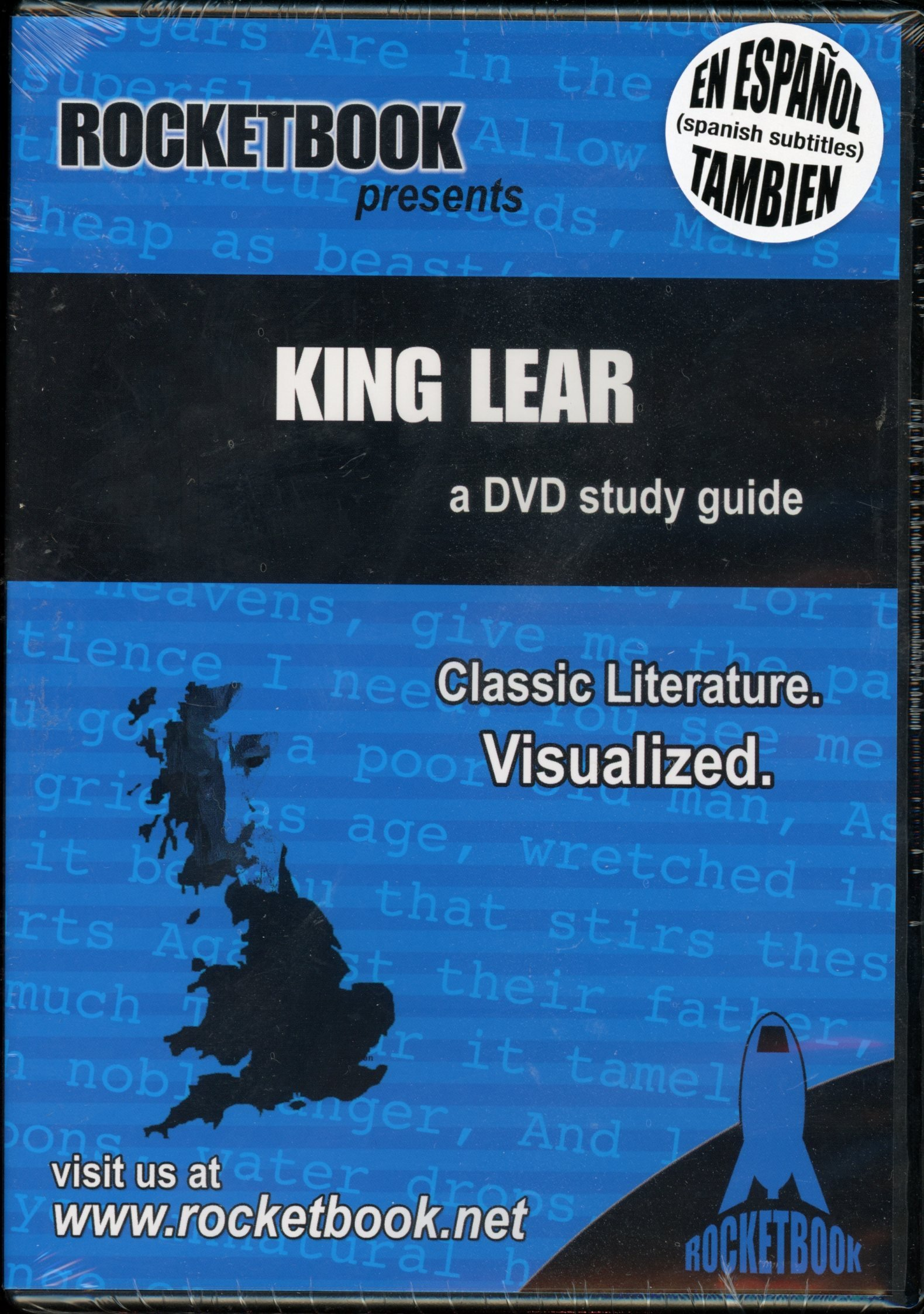 King Lear: A DVD Study Guide (Classic Literature Visualized) pdf