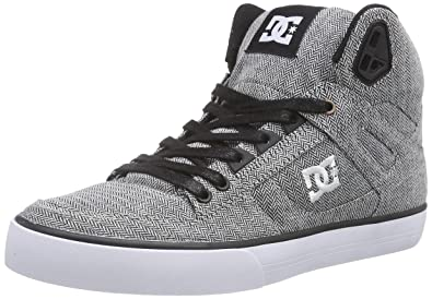 5a2447923370 DC Sneaker Men Spartan Hi WC TX SE Sneakers  Amazon.co.uk  Shoes   Bags