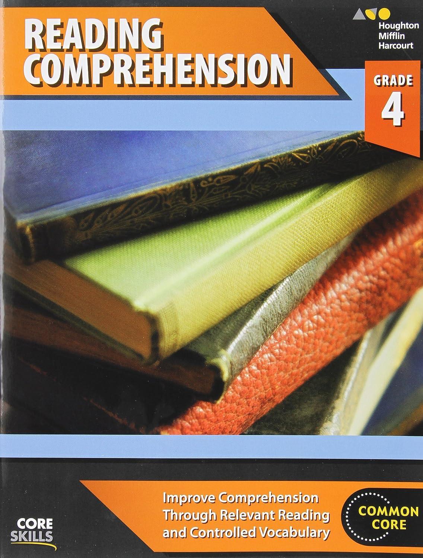Workbooks houghton mifflin math practice workbook grade 4 : Steck-Vaughn Core Skills Reading Comprehension: Workbook Grade 4 ...