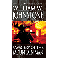 Savagery of the Mountain Man book cover