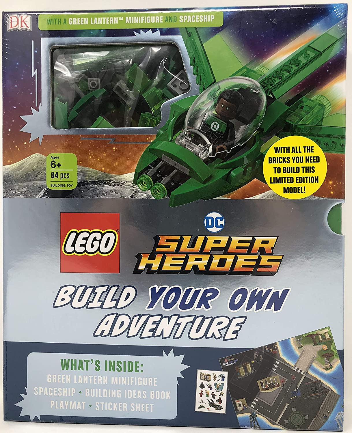 LEGO Build Your Own Adventure Box Set - (Insert Style) Super Herors