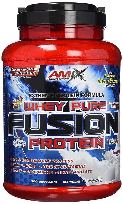Amix Whey Pure Fusion Proteínas - 1000 gr_8594159533035