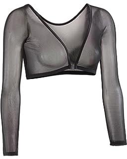 b294e09a85ff41 MGhome Women Seamless Shoulder Arm Shaper Slimming Wrap Posture ...