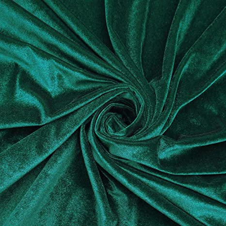 Decorative Designer Velvet Fabric Embossed Craft Material Supplies By The Yard