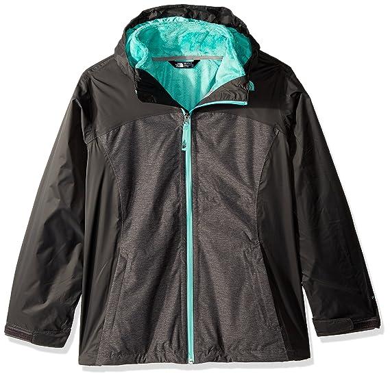 5d207dc287d The North Face Girl s Osolita Triclimate Jacket - Graphite Grey - XXS (Past  Season)