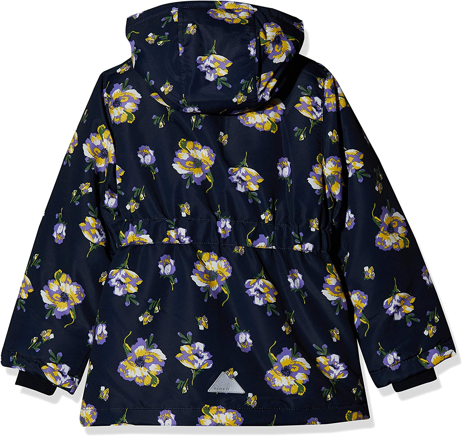 Name It Girls Nkfmaxi Jacket Flower
